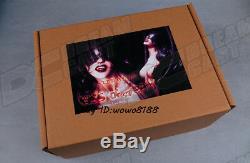 14'' Unpainted Kiss Of Death Bust Model Garage Kit Resin Figure Kit High Quality