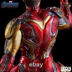 1/10 Iron Studios MARCAS21519-10 Avengers 4 Iron Man Statue Figure Model Gifts