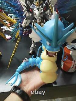 1/20 Anime Gyarados Figure Toy Desk Decoration Resin Statue Model Gift 25cm