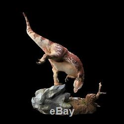 1/35 Mapusaurus Prey Argentinosaurus Cub Scene Statue Dinosaur Model Collector