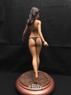 1/3 Resin Model Kit, Sexy action figure Emanuelle