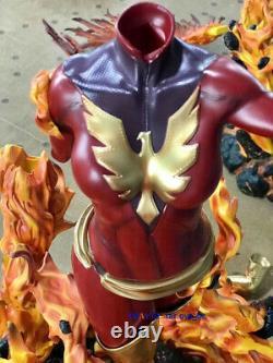 1/4 Resin Dark Phoenix X Men Jean Grey-Summers Statue Model Figure Toy