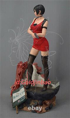 1/4 Scale Ada Wong Resin Figure Biohazard Resident Evil 2 Model Painted Statue