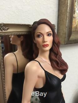 1/4 Scale Killer Smith Angelina Jolie Statue Figure Model 18 MY-00001
