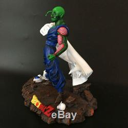 1/6 Dragon Ball Piccolo Cloak Version Resin Gk Statue Action Figure 29cm Model