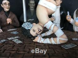1/6 Resin Model Kit, Sexy action figure Monster Party Only 50 will be made