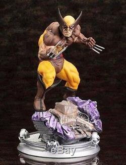 1/6 Wolverine Marvel Superhero Comic Model Figure Unpainted Good Resin Kit 12