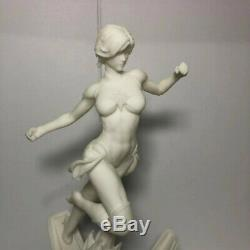 350mm Resin Figure Model Kit Sexy Girl Captain Marvel Unpainted Unassambled