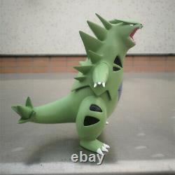 7.8 Anime Pokemon Tyranitar Steelix Figure Toy Decoration Statue Model Gift
