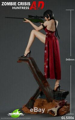 Ada Wong Statue Resin Figure Model GK GREEN LEAF Studio Painted 1/4 Presale