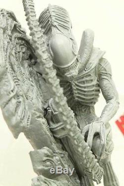 Alien Warrior Birth Display Diorama H. R. Giger Unpainted Figure Resin Model Kit