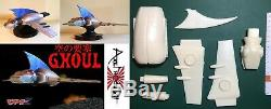 Anime Model Resin Kit No Scale Air Fortless Ghoul Mazinga Mazinger Z Z