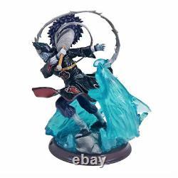Anime Naruto Hoshigaki Kisame GK Statue Resin Model Ornaments Figure Gift 33 cm