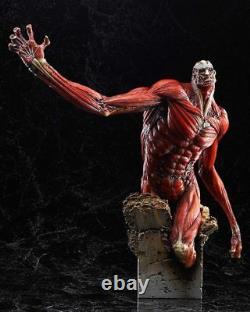 Attack on Titan Model Figure Unpainted Unassembled Good Resin Kit 46cm Tall