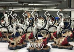 BLEACH Nnoitra Gilga Statue Resin Figure Model Kit GK MH Studio 1/8 New