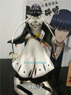 BLEACH Soi Fon 1/8 Scale Resin Model Statue Captain Serious Anime Figure High-Q