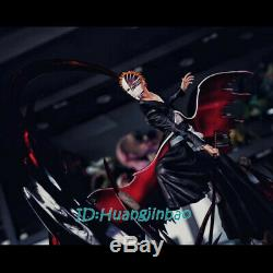 Bleach Kurosaki Ichigo Resin Model Painted Statue Original Figure In Stock Anime