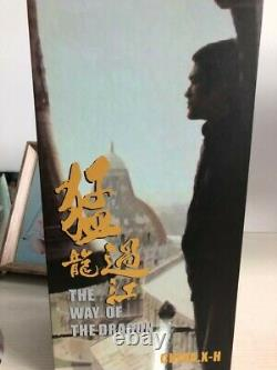 CHINA. X-H Bruce Lee Way of the Dragon 16 Model Figure Limited 99 Collect Toys