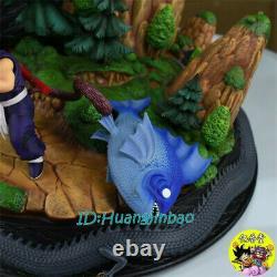 China Son Goku Bulma Model Painted Statue Resin Figure 1/6 Scale Dragon Ball Z