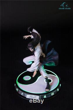 Clouds Studio Naruto Hyga Neji Resin Figure Model 1/7 Statue Pre-order