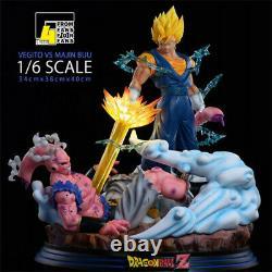 DRAGON BALL Vegetto VS Buu Statue GK Resin Model Figure F4 studio Presale