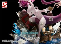 DS Studio Mewtwo Figure Model Painted Resin Statue In Stock In Box Collection GK