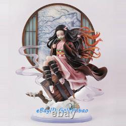 Demon Slayer Kamado Nezuko Resin Figure Model Painted Statue UP Studio In Stock