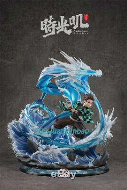 Demon Slayer Kamado Tanjirou Resin Figure Model Painted Anime Pre-order 50cmH GK