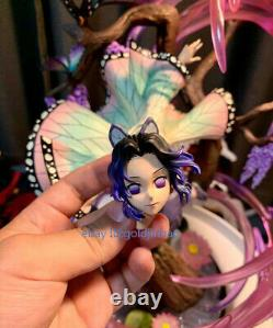 Demon Slayer Kochou Shinobu Resin Figure Model Painted Statue Pre-order Replica