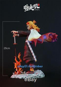 Demon Slayer Rengoku Kyoujurou 1/6 Resin Figure Model Painted Champion Studio