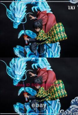 Demon Slayer Tomioka Giyuu 1/6 Resin Figure Model Painted Statue TNT Studio New