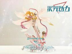 Digimon Adventure Angewomon Yagami Hikari Statue Painted Model Pre-sale Figure