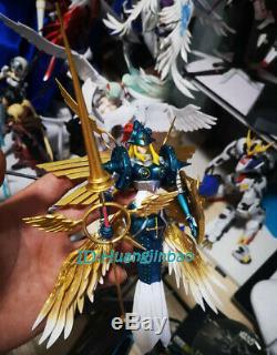 Digimon Adventure Ofanimon Resin Figure Model Painted GK Statue Custom-made 20cm