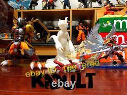 Digimon Guilmon Resin Figure Model Painted Statue Brand Kidult Anime