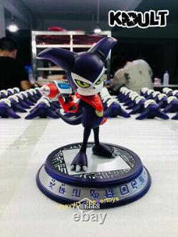 Digimon Impmon Resin Figure Model Painted Statue Brand Kidult Anime