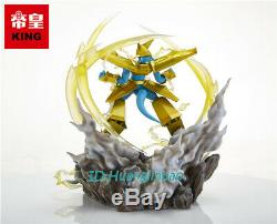 Digimon Magnamon Resin Figure Model Painted Statue King Studio Pre-order Anime