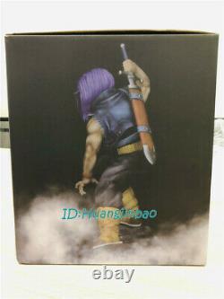 Dragon Ball Trunks Figure Torankusu Resin Model XiuXing Studio In Stock 29cmH GK