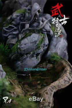 Dragon Ball Trunks Resin Figure Model Painted Statue Pre-order samurai Suit New