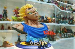 Dragon Ball Vegeta Bust Model 1/4 Scale Painted Statue Resin Figure Pre-order GK