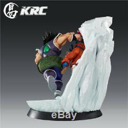 Dragon Ball Z Son Goku VS Broli Statue Figure Resin Model GK KRC studios Presale