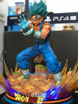 Dragon Ball Z Vegetto Resin Figure Model Painted Statue In Stock Collection New