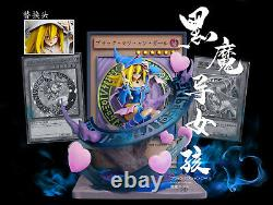 Duel Monsters Yu-Gi-Oh Dark Magician Girl GK Statue Model FIGURES In Stock NEW