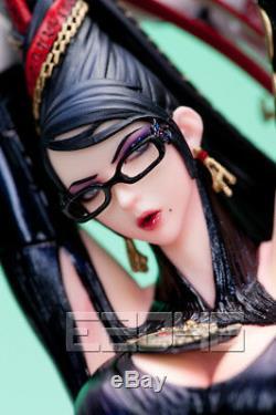 E2046 Bayonetta 1/6 Resin GK Painted Model Kit Action Figure 13 Statue