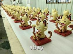 EGG Studio Meowth Happy New Year Statue Painted Model Anime Figure In Stock