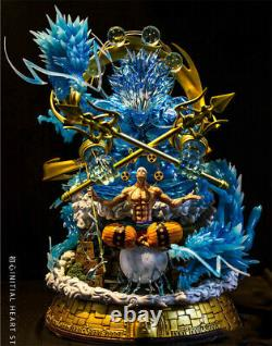 Enel Resin Figure One Piece Statue Model GK Initial Heart Studio Collections New