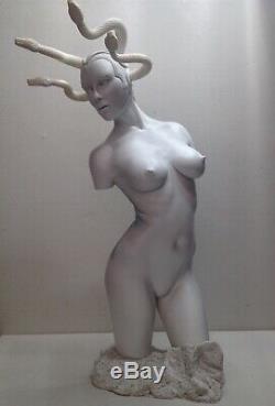 Erotic Female fantasy Torso Medusa 14 Scale Jaydee Models Sculpture Dewar