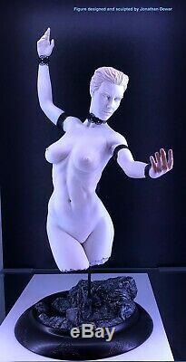 Erotic nude Female Figure Statue Jaydee Models Sculpture Jonathan Dewar