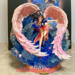 F3 Studio One Piece Nico Robin Resin Figure Model Painted Statue In Stock Led