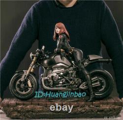Female agents Scarlett Johansson Resin Model 1/4 Figure Pre-order Haulage motor