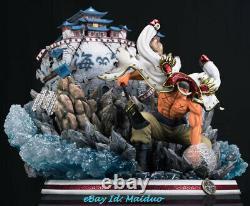 GENE Studio Edward Newgate Resin Figure Model GK One Piece Collectibles Original